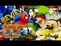Marvel Vs Capcom Review Do Crossover Cl ssico De Luta