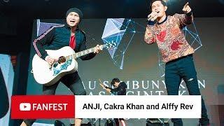 Video ANJI, Cakra Khan + Alffy Rev @ YouTube FanFest Jakarta 2018 MP3, 3GP, MP4, WEBM, AVI, FLV Desember 2018