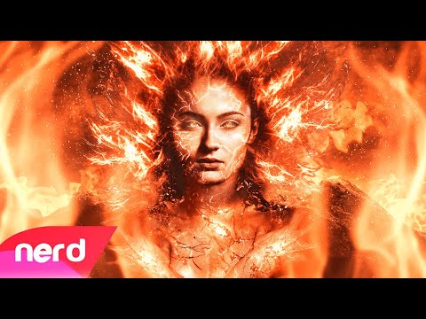 Dark Phoenix Song | This Fire Inside | #NerdOut ft Halocene