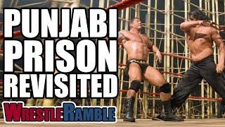 WWE Punjabi Prison Match revisited on the latest WrestleRamble, plus the results of the Bayley Heel turn Fantasy Booking Warfare.Subscribe to WrestleTalk for daily WWE and wrestling news! https://goo.gl/WfYA12Support WrestleTalk on Patreon here! http://goo.gl/2yuJpo02:21 - Punjabi Prison Revisited33:09 - Fantasy Booking Warfare Results35:21 - MailbagSubscribe to the WrestleTalk Podcast Network on iTunes: https://goo.gl/783yg4Catch us on Facebook at: http://www.facebook.com/WrestleTalkTVFollow us on Twitter at: http://www.twitter.com/WrestleTalk_TV