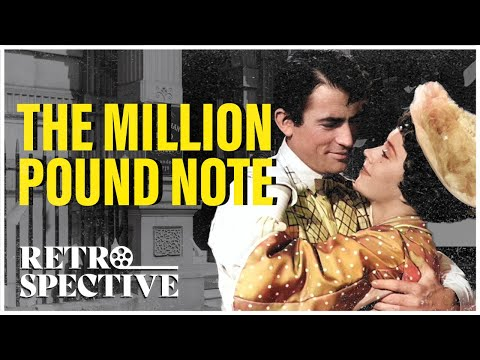 The Million Pound Note (1954) Starring Gregory Peck - Full Movie