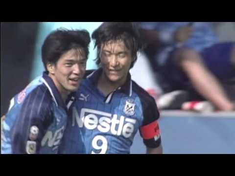 中山 雅史が4試合連続ハットトリックの偉業!【1998年4月29日】