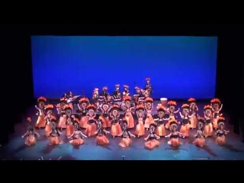 Aloha Dance Studio - Performed at CSUN Performing Art Center on August 16, 2014.