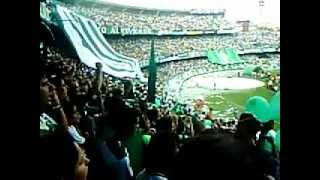 A festa da torcida coxabranca no fatidico jogo pelo Brasileirão 2009.