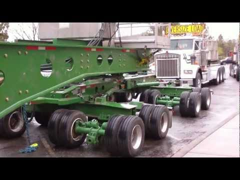 18 wheeler is nothing new...but how about a 174 wheeler? Check this out!