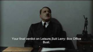 Hitler Game Reviews: Leisure Suit Larry: Box Office Bust