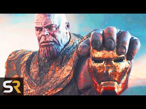 Everything Cut From Endgame's Final Battle