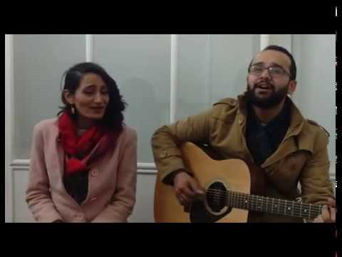 Video Fly me to the moon & lucky  Hossam & jeanette download in MP3, 3GP, MP4, WEBM, AVI, FLV January 2017