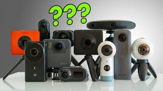 Video Which 360 Camera Should You Buy In SEPTEMBER 2018? MP3, 3GP, MP4, WEBM, AVI, FLV November 2018