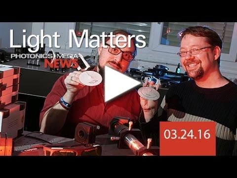 Beam Me Up, Scotty! - LIGHT MATTERS 03.24.2016