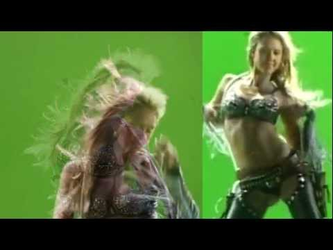 Jessica Alba - Sin city SUPERHOT dance mix.mp4
