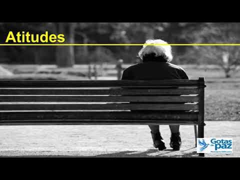 ATITUDES(ÁUDIO) - GOTASDEPAZ - MENSAGENS EDIFICANTES