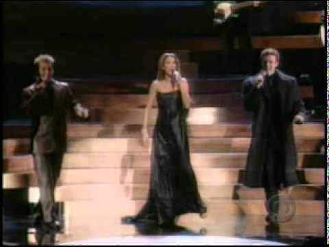 celin dion & nsync   that s the way it is   celine dion nsync & backstreet boys music video ~ that s the2