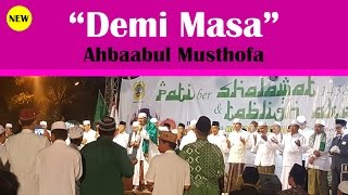 download lagu download musik download mp3 Ahbabul Musthofa - Lagu Demi Masa [NEW]