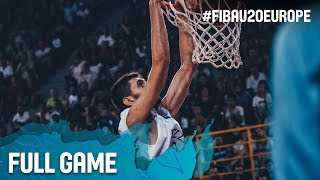 Watch the semi final between Greece and Spain at the FIBA U20 European Championship 2017. ▻▻ Subscribe:...