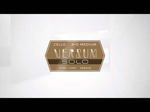 Video - Thomastik Versum Solo Cello A String | VES401A