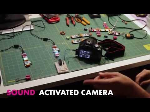 Prototyping with littleBits Electronics: Incredible Machines
