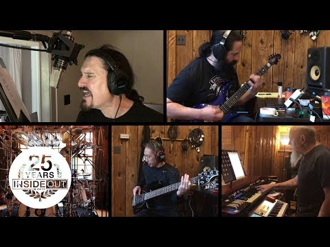 DREAM THEATER - Untethered Angel (OFFICIAL VIDEO) online metal music video by DREAM THEATER