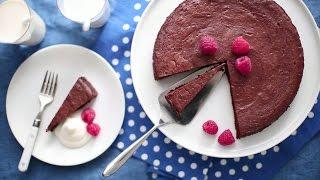 Gluten Free Chocolate Truffle Torte - Everyday Food with Sarah Carey by Everyday Food