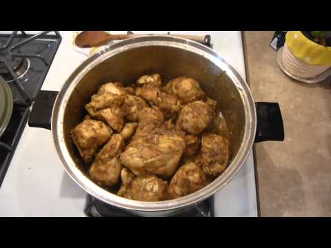 Caribbean Recipe: How to Make a Traditional Trinidad Chicken Curry