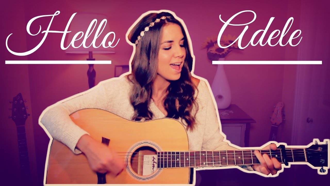 Hello – Guitar Tutorial – Adele // Easy Chords