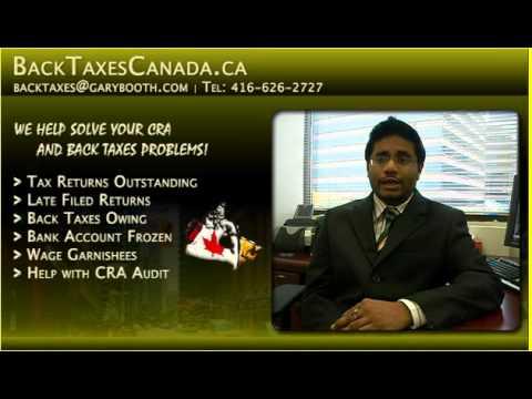 P45 Income Tax Preparation Services in Toronto | backtaxescanada.ca