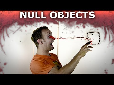 adobe after effects - Don't know what NULL OBJECTS are in Adobe After Effects? This tutorial will explain what they are and how you can use them to manage your VFX better! Null ob...