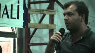 Kryetari i Kf Shkupi Ejup Ademi para ndeshjes në fudboll: Iniciativa VEPRO - Lagjeja e Dizhonit