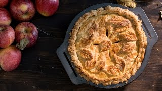 Apple Pie Recipe by Home Cooking Adventure