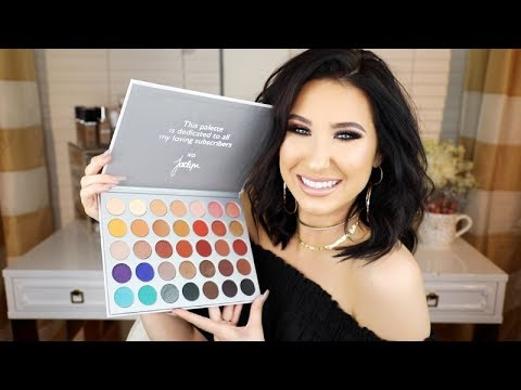 Download THE JACLYN HILL X MORPHE PALETTE REVEAL + SWATCHES HD Mp4 3GP Video and MP3
