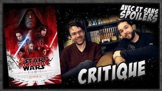 Video Critique - Star Wars  Les Dernier Jedi - Avec ET sans Spoil (spoilers à partir de 9:13) MP3, 3GP, MP4, WEBM, AVI, FLV Maret 2018