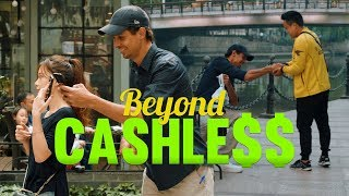 Cashless in China