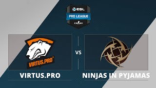 VP vs NiP, game 1