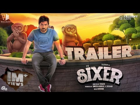 Sixer Tamil movie Official Teaser / Trailer