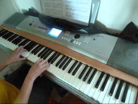 Beyond the Deep Blue Sea - Final Fantasy V (Piano OST)