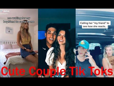 Cute Couples In Love TikTok Relationship Goals 2020 #2