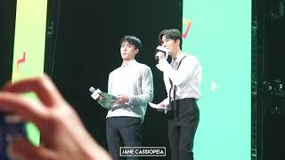 Download Lagu 170922 Sehun & Suho speaks English (MC) @ KCON Australia Mp3