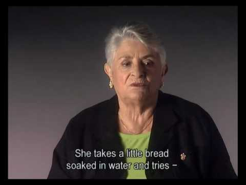 Deportation to the Death Camps: Rita Weiss