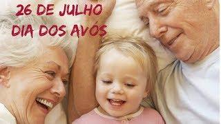 nossa homenagem a todos os avós , parabéns pelo seu dia. O amor dos nossos avós. Ele é paciente, incondicional, constante e...