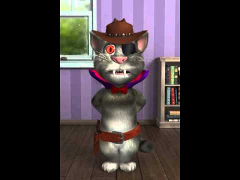 talking tom hai con than lan con