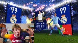 Video I GOT 99 TOTY RONALDO IN A PACK!!!! - FIFA 18 PACK OPENING MP3, 3GP, MP4, WEBM, AVI, FLV Juni 2018