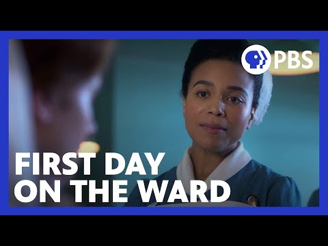 Call the Midwife | Season 9, Episode 3 Clip: First Day on the Ward | PBS