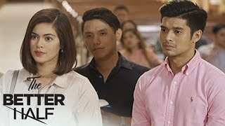 Nonton The Better Half  Rafael And Camille Meet At Their Friend S Child S Baptism   Ep 103 Film Subtitle Indonesia Streaming Movie Download
