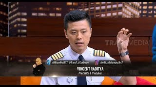 Download Video Vincent Raditya, Pilot Hits & Youtuber | HITAM PUTIH (18/12/18) Part 3 MP3 3GP MP4