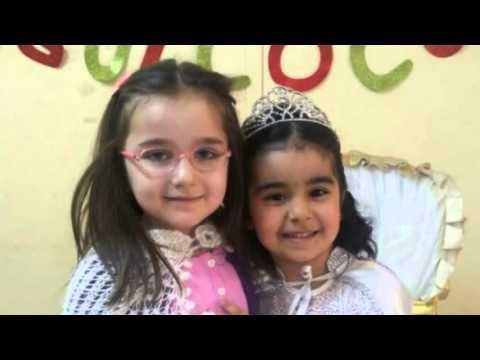 GÜLÇOCUK EDİBE RUVEYDA TAC TÖRENİ (видео)