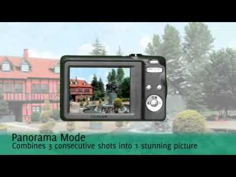 Fujifilm Finepix JV300 Digital Camera