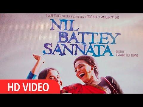 Interview With Swara Bhaskar And Pankaj Tripathi For Flim Nil Battey Sabbata