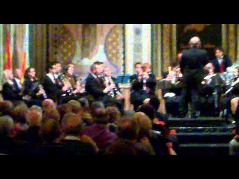 JMVE Gilet - Concert Pasdobles Taurins