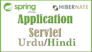 Tutorial 5 Application Servlet XML