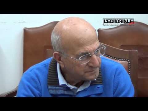 Conferenza stampa Giorgio De Matteis